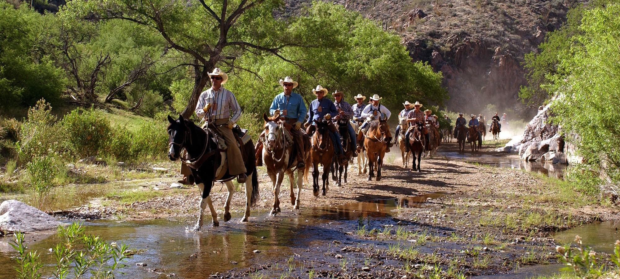 desert caballeros ride